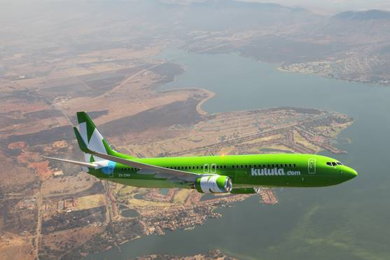 Love Is In The Air Thanks To Kulula